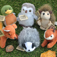 Wildlife Soft Toys