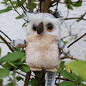 Mini Owl Soft Toy