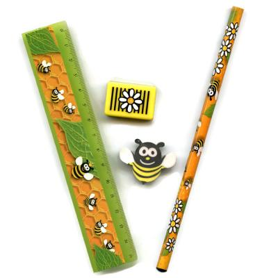 Bee Friends Stationery Set