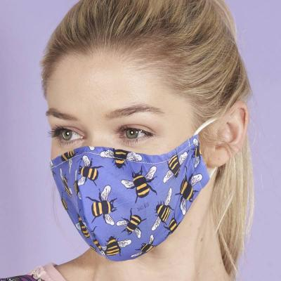 Bumblebees Bees Reusable Mace Mask Covering