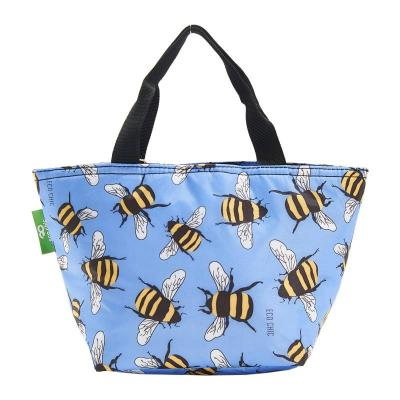 Bumblebees Bees Lightweight Foldable Lunch Bag