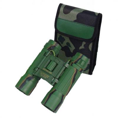 Visionary Compact Rubber 10x25 DX Camouflage Binoculars