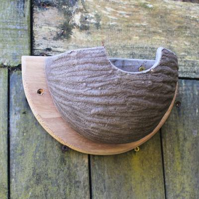 Ceramic House Martin Nest Bowl