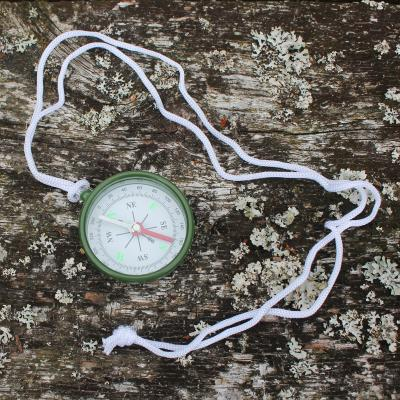 Childrens Compass with Lanyard