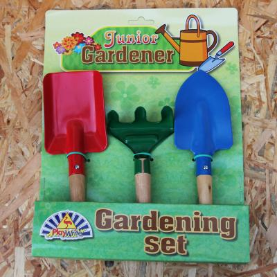 Childrens Junior Gardener Gardening Tools