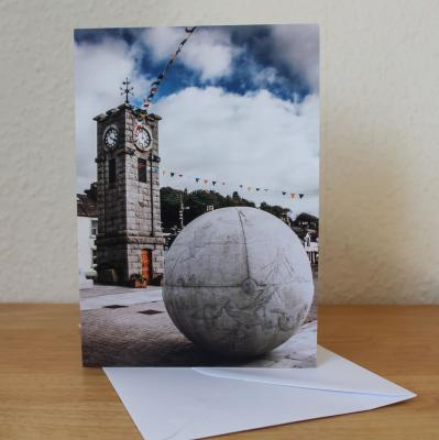 Creetown Dumfries and Galloway Photographic Greetings Card