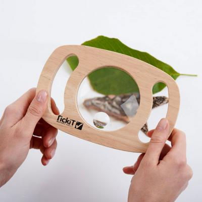 Easy Hold Double Handled Magnifier