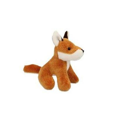 Fox Bean Buddy Mini Soft Toy