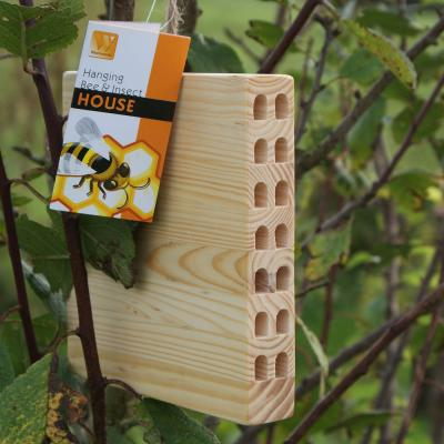 Hanging Bee and Insect House