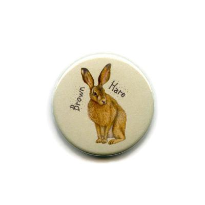 Hare Fridge Magnet