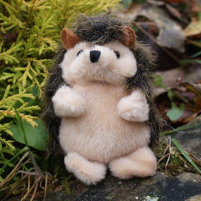 Hedgehog Bean Buddy Mini Soft Toy