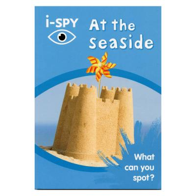 Michelin I Spy At The Seaside Spotter Book