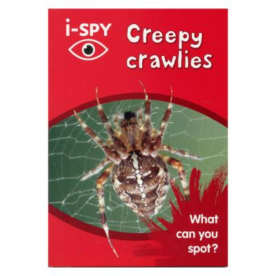 Michelin I Spy Creepy Crawlies Spotter Book