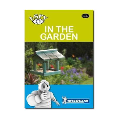 Michelin I Spy In The Garden Spotter Book