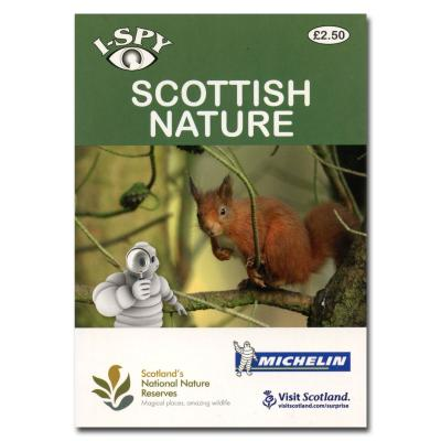 Michelin I Spy Scottish Nature Book