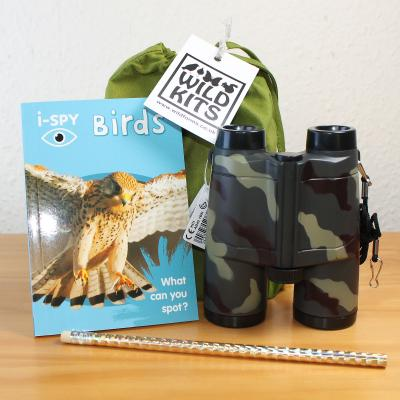 Wild Kits Junior Bird Watching Kit