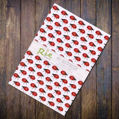 Ladybird A5 Recycled Notebook