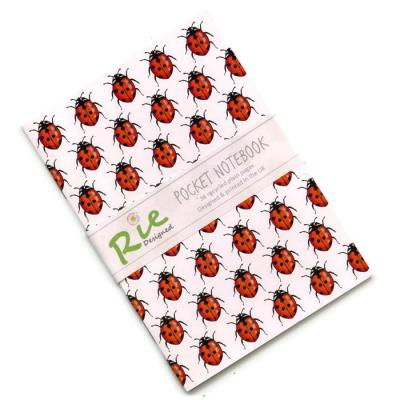 Ladybird A6 Recycled Notebook
