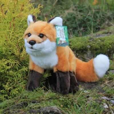 Large Fox Plush Soft Toy