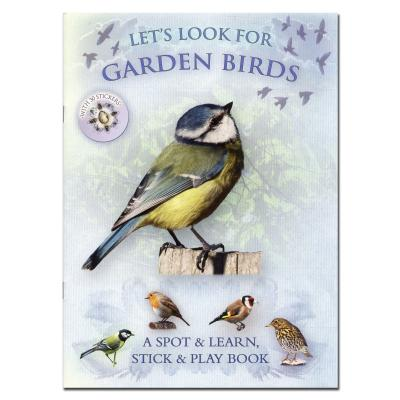 Lets Look for Birds Spotter and Sticker Book