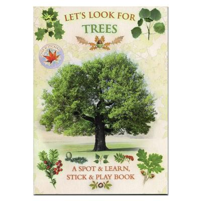 Lets Look for Trees Spotter and Sticker Book
