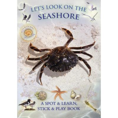 Lets Look on the Seashore Sticker Book