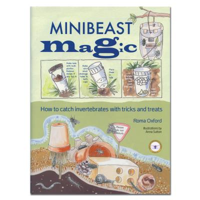 Minibeast Magic Book