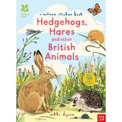 National Trust Hedgehogs, Hares and Other British Animals Book