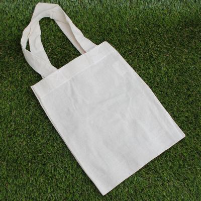 Plain Natural Cotton Gift or Party Bag