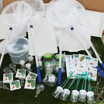 Schools Bug Hunting Kit Large Nets