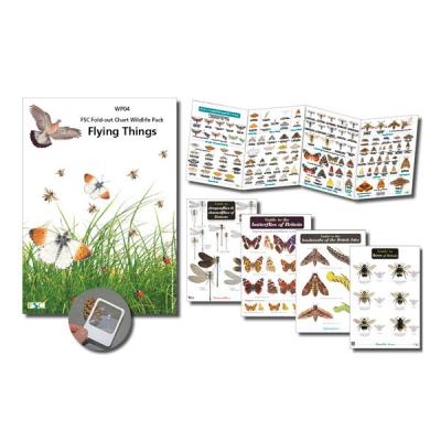 Wildlife Chart Pack Flying Things