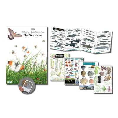 Wildlife Chart Pack Seashore
