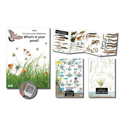 Wildlife Chart Pack What