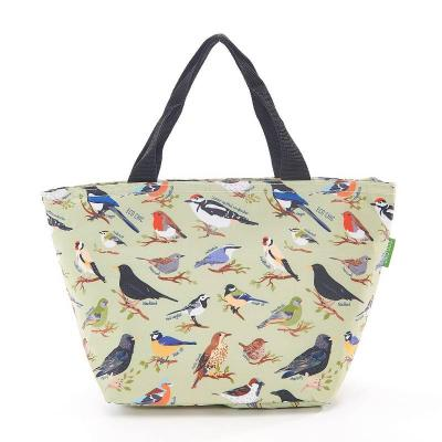 British Birds Lightweight Foldable Lunch Bag