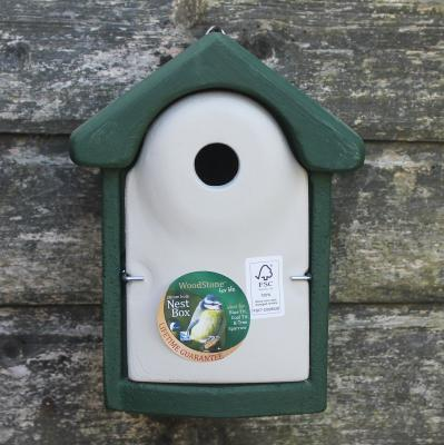 Woodstone Enclosed Nest Box