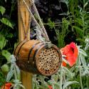 Bee Barrel Solitary Bee Nester