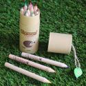 Forest Friends Mini Pencil Set