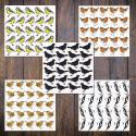 Garden Birds Notecard Pack