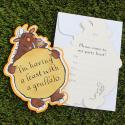 Gruffalo Party Invitation Cards