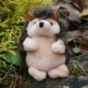 Hedgehog Bean Buddy Soft Toy