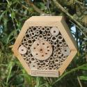 Hexagon Bug and Bee House
