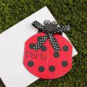 Ladybird Party Invitations