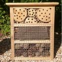 Large Three Storey Bee and Bug Box