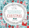 NT Colouring Book Cards and Envelopes Christmas