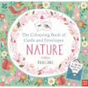 NT Colouring Book Cards and Envelopes Nature