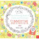NT Colouring Book Cards and Envelopes Summertime