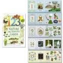 Number Nature Activity Cards