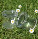 Pack of two Magnifying Jars